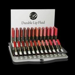 Display Durable Lip Fluid Empty